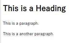 HTMLって一体何?HTMLの意味 表示