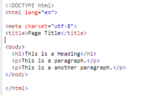 HTMLって一体何?HTMLの意味 html