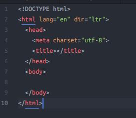 HTML入門!基本の書き方